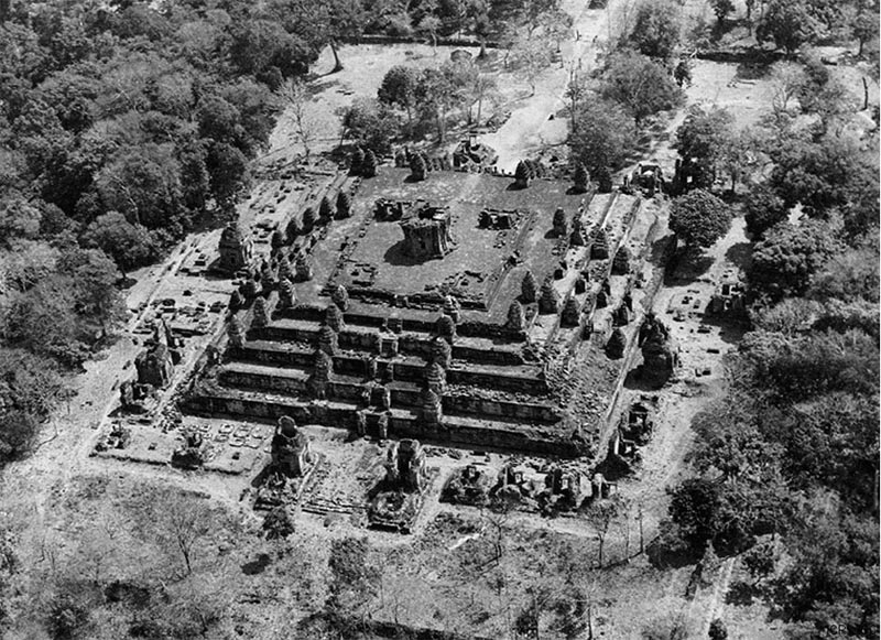 Khmer Empire Architecture in Khmer Architecture of