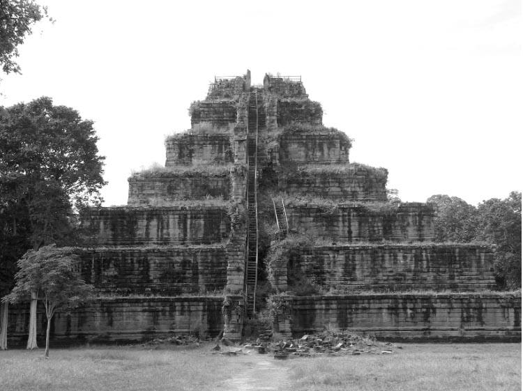 Bagan And Angkor